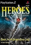 Heroes of Might and Magic: Quest for the Dragon Bone Staff - PS2 Video Game