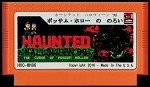 Haunted: Halloween '86 (The Curse Of Possum Hollow) - Famicom Cartridge