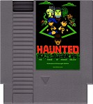 Haunted: Halloween '86 (The Curse Of Possum Hollow) NES Game (Classic Gray Cartridge Only)