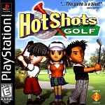 Hot Shots Golf - PS1 Video Game