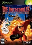 The Incredibles: Rise of the Underminer - Original Xbox Video Game