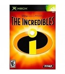 The Incredibles - Original Xbox Video Game