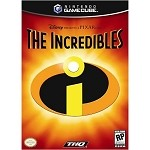 The Incredibles - Gamecube Video Game