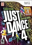 Just Dance 4 - Wii Video Game