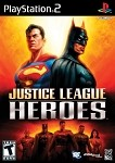 Justice League Heroes - PS2 Video Game
