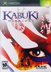Kabuki Warriors - Original Xbox Video Game