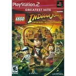 Lego Indiana Jones - PS2 Video Game