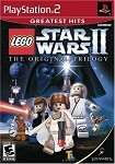 Lego Star Wars II - PS2 Video Game