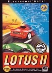 Lotus II - Sega Genesis Video Game