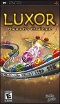 Luxor: Pharaoh's Challenge - PSP Video Game