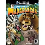 Madagascar - Gamecube Video Game