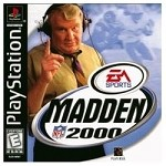 Madden NFL 2000 - PS1 Video Game