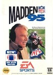 Madden NFL 95 - Sega Genesis Video Game