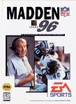 Madden NFL 96 - Sega Genesis Video Game