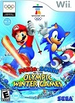 Mario & Sonic at the Olympic Winter Games - Wii Video Game
