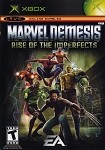 Marvel Nemesis: Rise of the Imperfects - Original Xbox Video Game