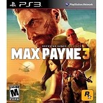 Max Payne 3 - PS3 Video Game