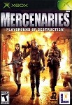 Mercenaries - Original Xbox Video Game