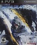 Metal Gear Rising Revengeance - PS3 Video Game