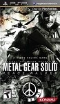 Metal Gear Solid: Peace Walker - PSP Video Game