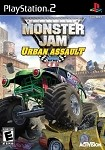 Monster Jam: Urban Assault - PS2 Video Game