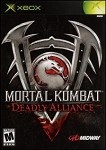 Mortal Kombat: Deadly Alliance - Original Xbox Video Game
