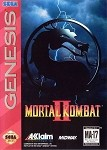 Mortal Kombat II - Sega Genesis Video Game