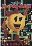 Ms. Pac-Man - Sega Genesis Video Game