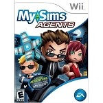MySims Agents - Wii Video Game