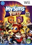 MySims Party - Wii Video Game