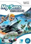 MySims Sky Heroes - Wii Video Game