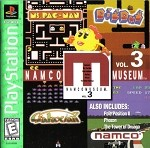 Namco Museum Volume 3 - PS1 Video Game