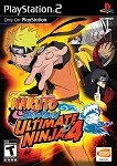 Ultimate Ninja 4: Naruto Shippuden - PS2 Video Game