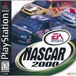 Nascar 2000 - PS1 Video Games