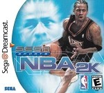 NBA 2K - Sega Dreamcast Video Game