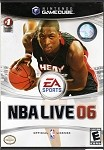 NBA Live 06 - Gamecube Video Game