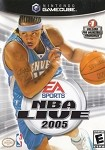 NBA Live 2005 - Gamecube Video Game