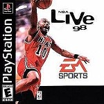 NBA Live 98 - PS1 Video Game