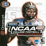 NCAA College Football 2K2 - Sega Dreamcast Video Game