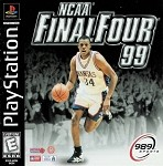 NCAA Final Four 99 - PS1 Video Game
