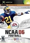 NCAA Football 06 - Original Xbox Video Game