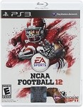 NCAA Football 12 - PS3 Video Game