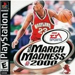 NCAA March Madness 2000 - PS1 Video Game