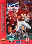 NFL Football '94 Starring Joe Montana - Sega Genesis Video Game