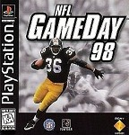 NFL GameDay 98 - PS1 VIdeo Game