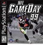 NFL GameDay 99 - PS1 VIdeo Game