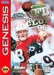 NFL Quarterback Club 96 - Sega Genesis Video Game