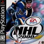 NHL 2000 - PS1 Video Game