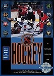 NHL Hockey - Sega Genesis Video Game