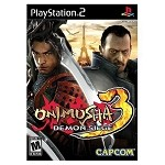 Onimusha 3: Demon Siege - PS2 Video Game